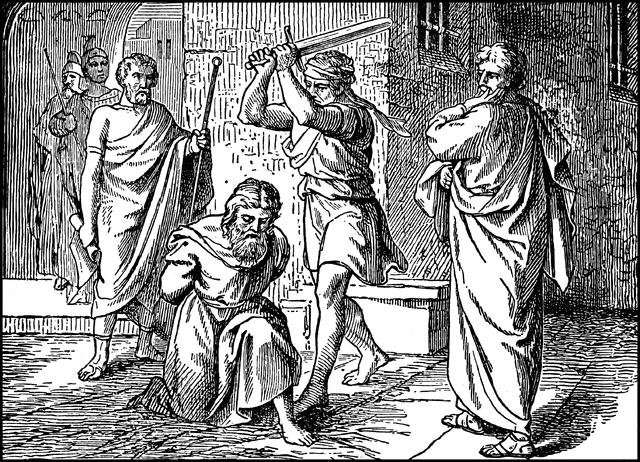 Roman boxing paul s time corinthians 9 clipart svg The death of the Apostle Paul | Newman Research Centre for ... svg