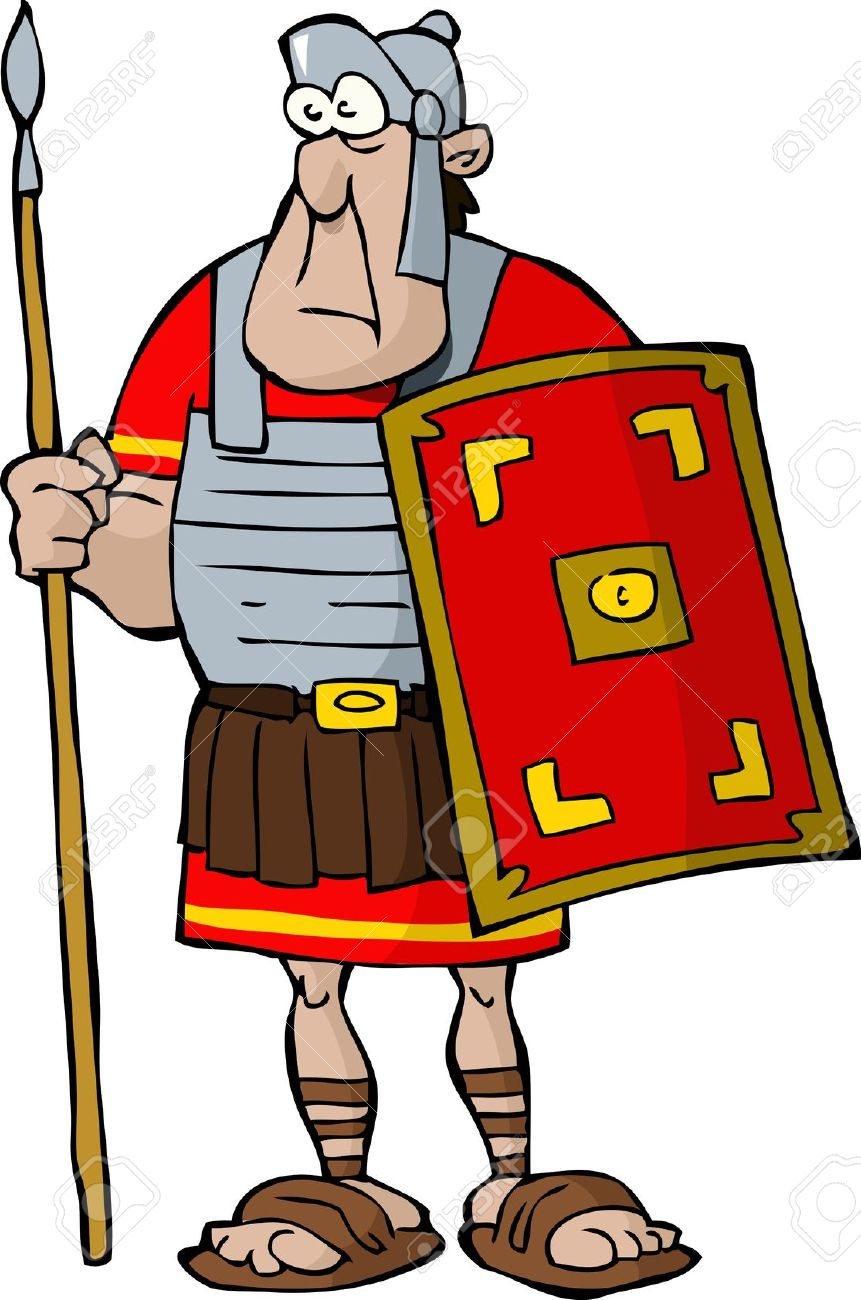 Roman soldier clipart banner transparent library Picture Of A Roman Soldier | Free download best Picture Of A ... banner transparent library