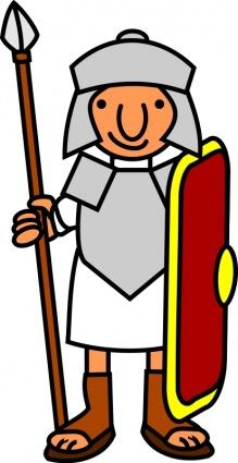 Roman soldier free clipart clipart freeuse Roman Soldier Clipart   Printables Church School Day School ... clipart freeuse