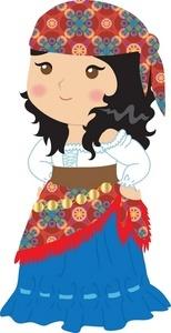 Romani clipart clip art library download Free Gypsy Cliparts, Download Free Clip Art, Free Clip Art ... clip art library download