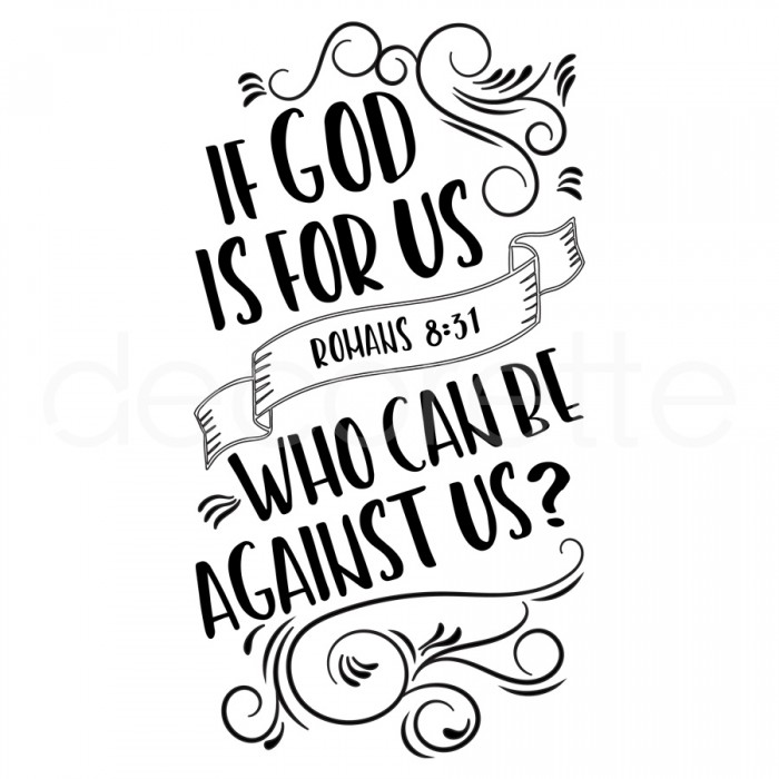 Romans 8 31 -34 clipart graphic library library ROMANS 8:31 graphic library library