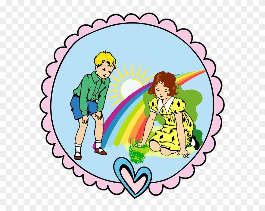 Romanticism clipart clipart Edge, Label, Frame, Heart, Love, Romanticism, Children ... clipart