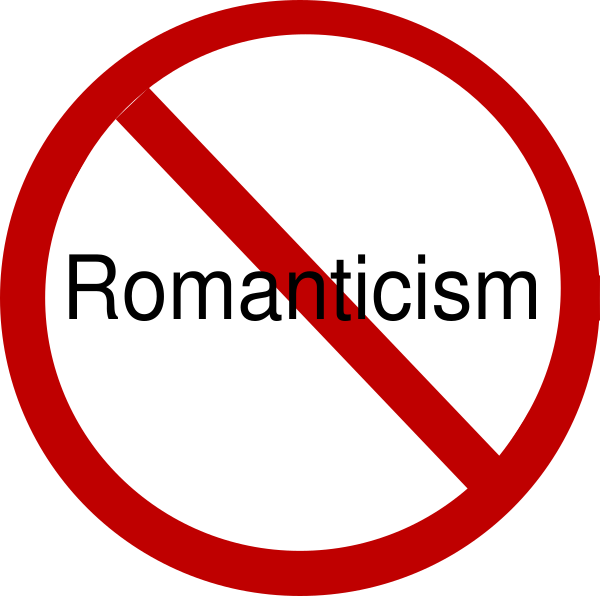 Romanticism clipart graphic free No Romanticism Clip Art at Clker.com - vector clip art ... graphic free