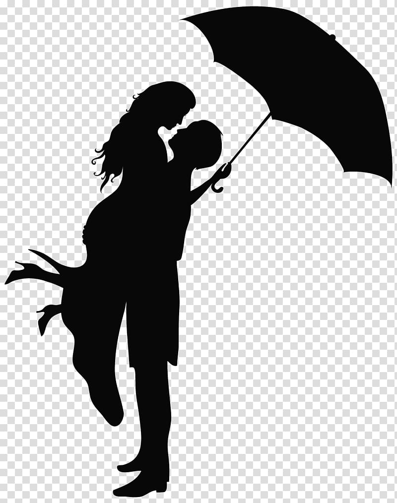 Romanticwoman clipart freeuse library Romance Drawing , Romantic Couple Silhouettes , man lifting ... freeuse library