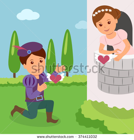 Romeo and juliet clip art freeuse stock Romeo And Juliet Stock Images, Royalty-Free Images & Vectors ... freeuse stock