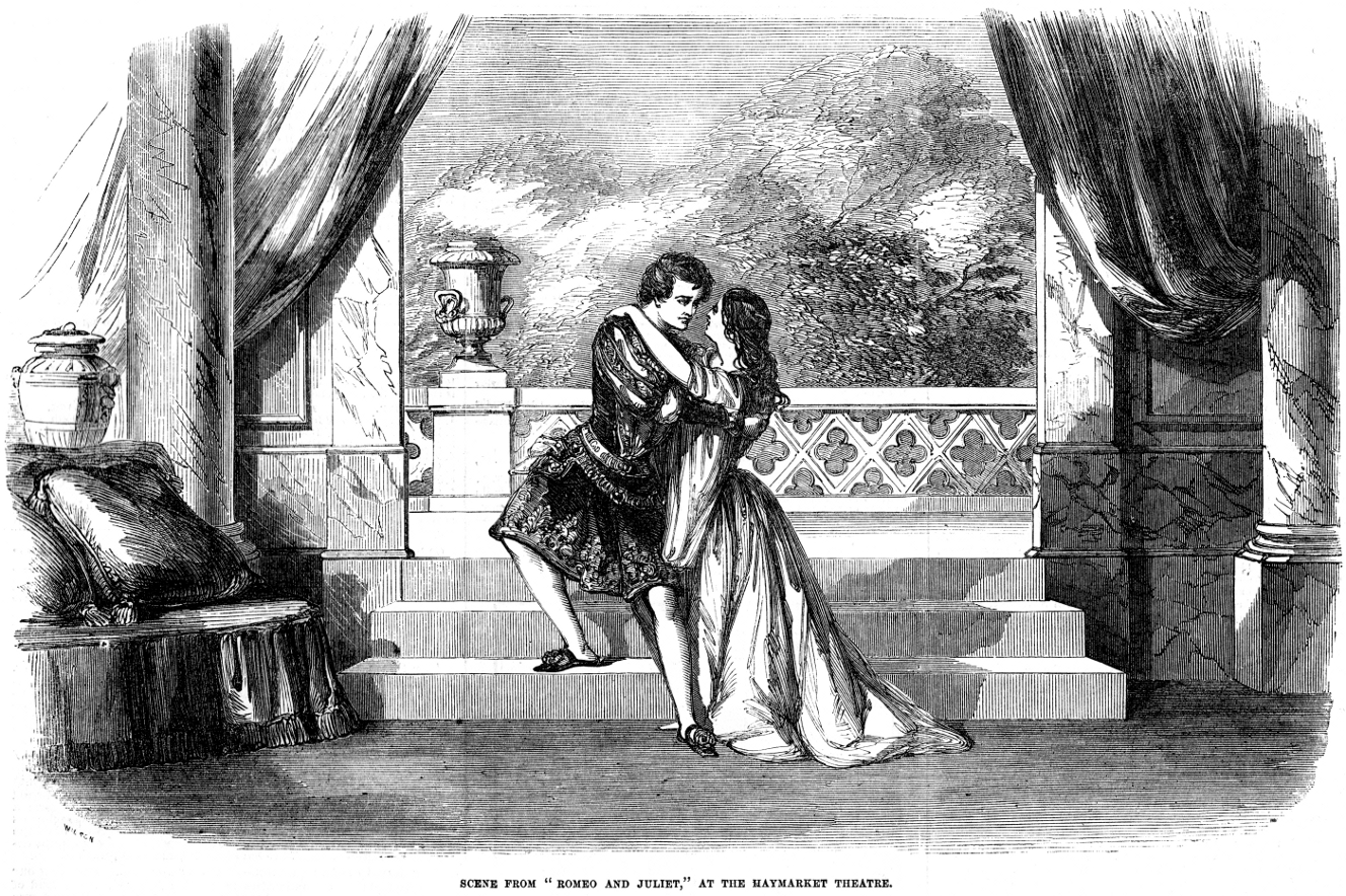 Romeo and juliet clip art clip royalty free stock The Adelphi Theatre Project: Graphics, Image for Romeo and Juliet clip royalty free stock