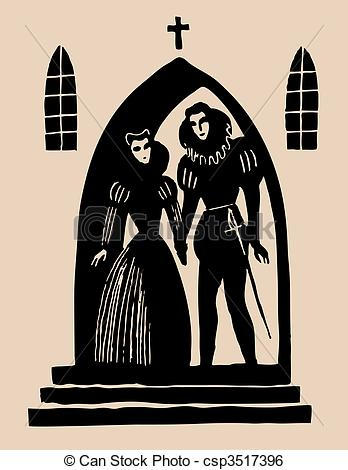Romeo and juliet clip art picture free stock Romeo Clipart and Stock Illustrations. 127 Romeo vector EPS ... picture free stock