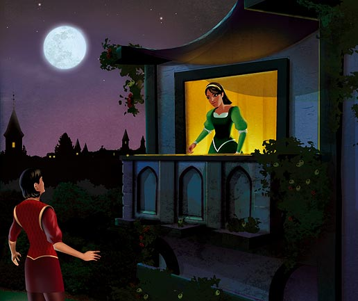 Romeo and juliet clipart jpg royalty free library Romeo and juliet balcony scene clipart - ClipartFest jpg royalty free library