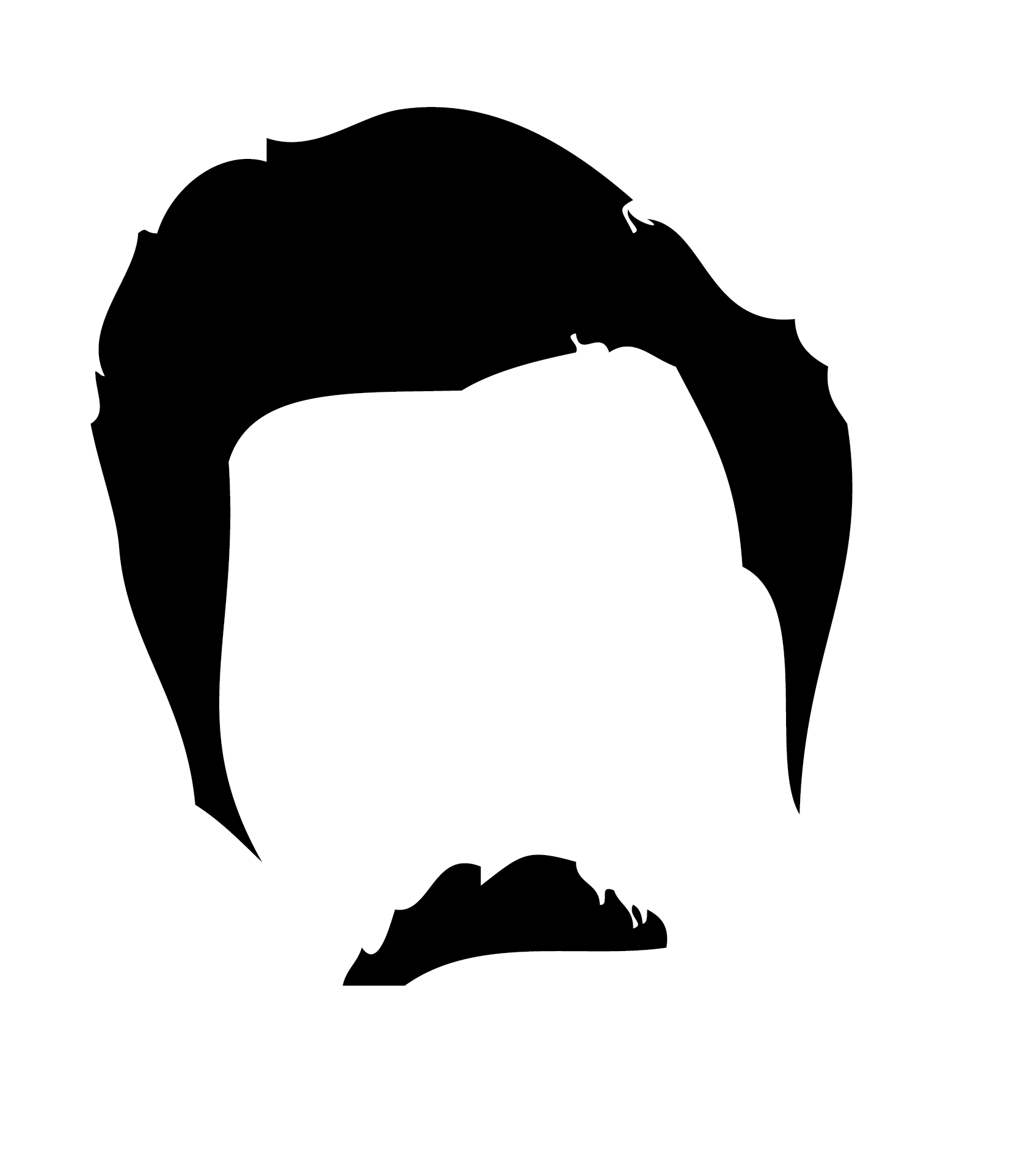 Ron letters stickers clipart graphic freeuse library Ron Swanson | Cricut Projects | Ron swanson, Cricut, Stencil ... graphic freeuse library