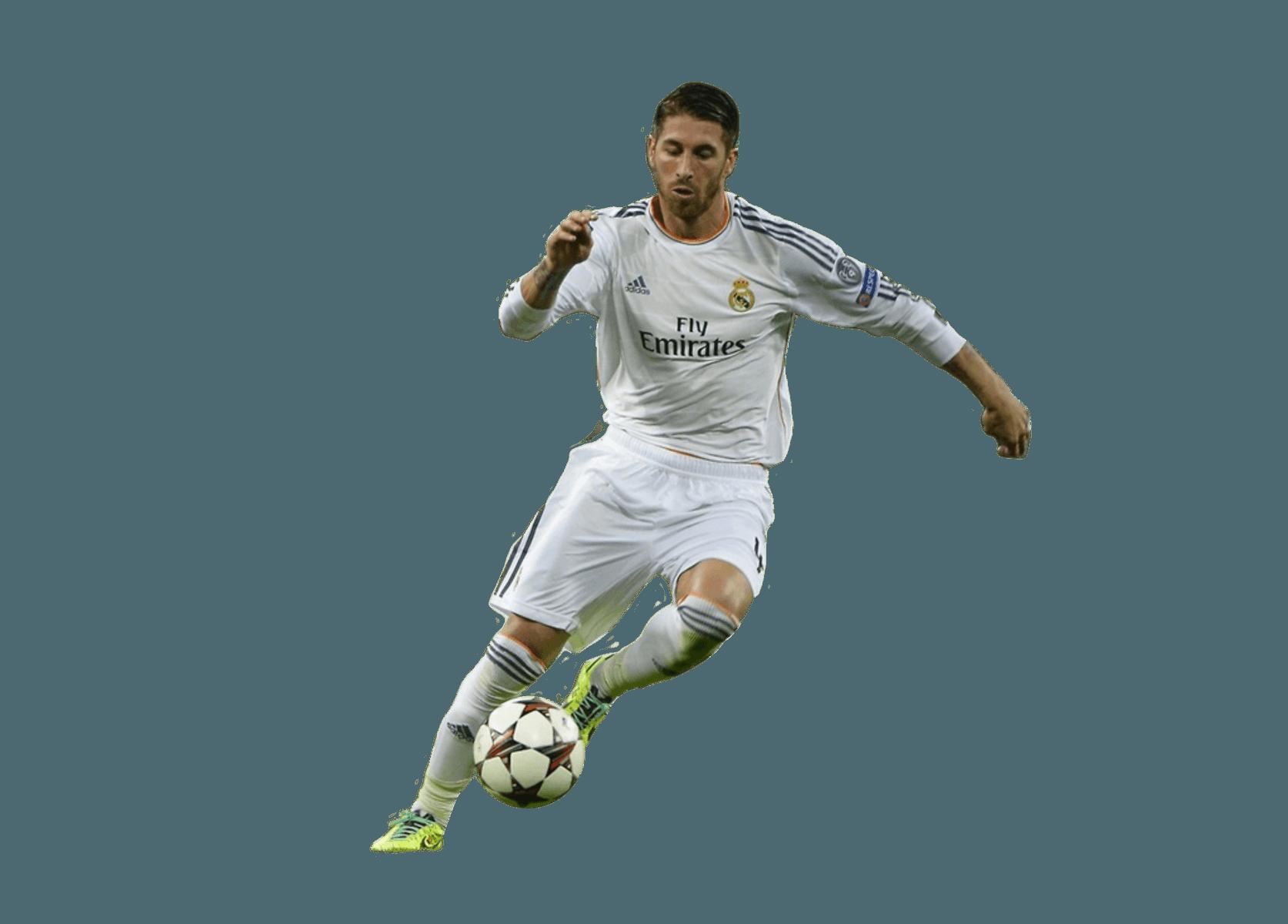 Ronaldo football players clipart psd vector black and white Sergio Ramos 2015 Wallpapers - Wallpaper Cave vector black and white