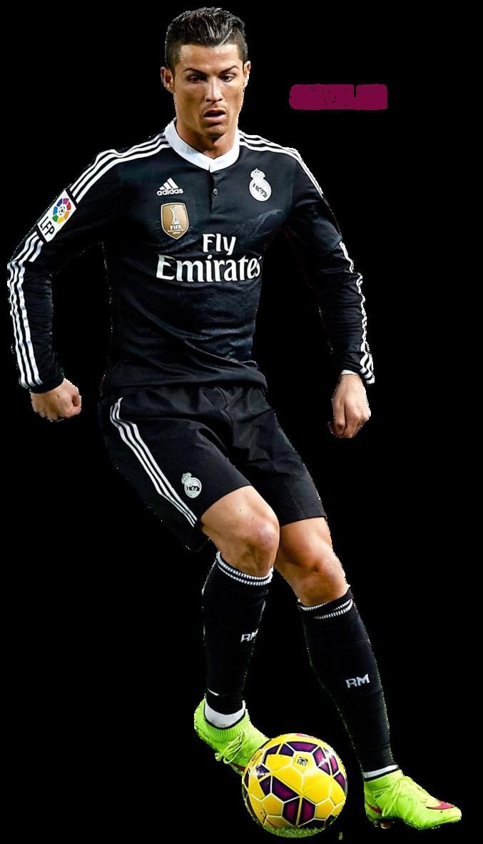 Ronaldo football players clipart psd svg free Cristiano Ronaldo by szwejzi on DeviantArt svg free