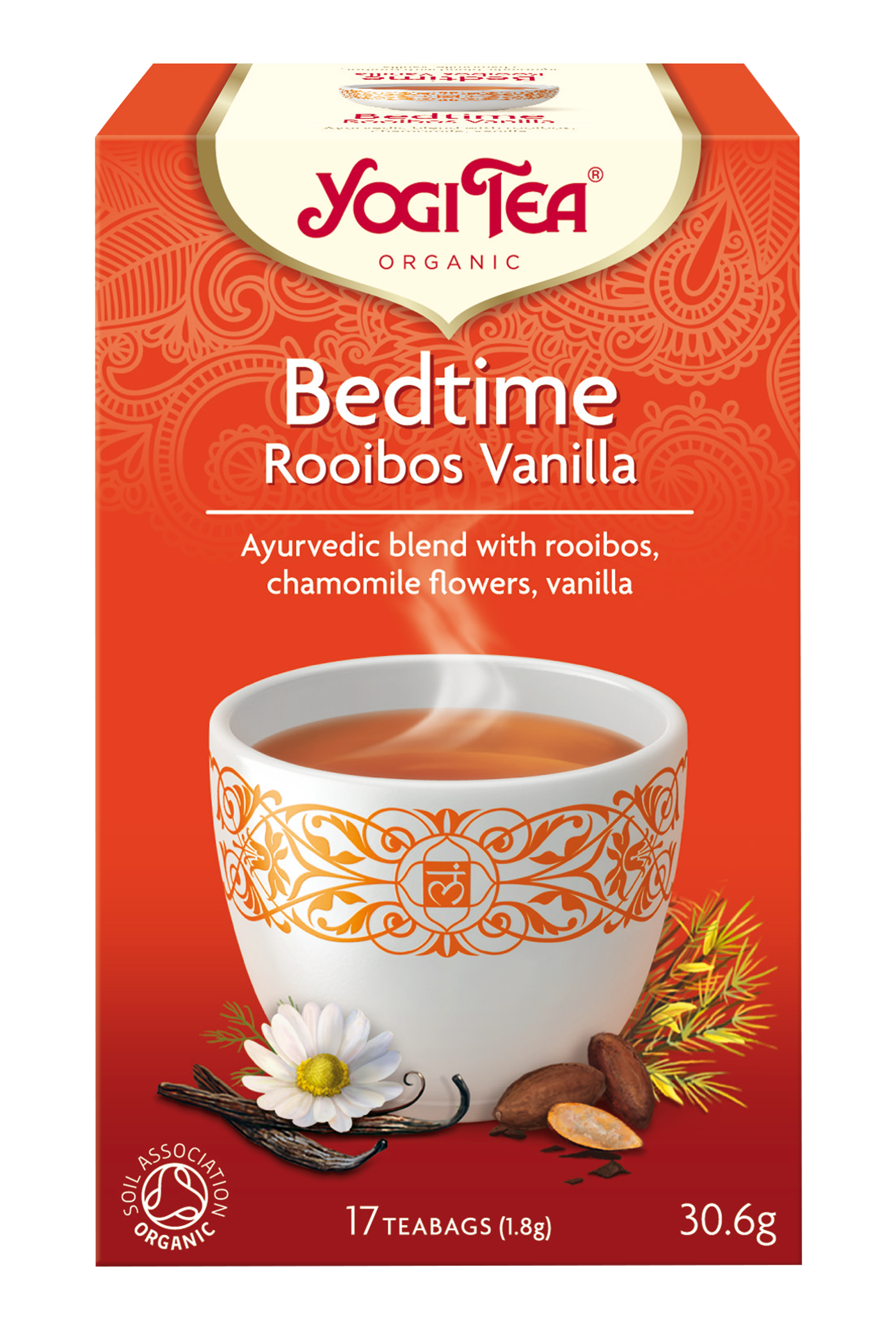 Rooibos flower clipart banner freeuse download Ingredients - YOGI TEA® banner freeuse download