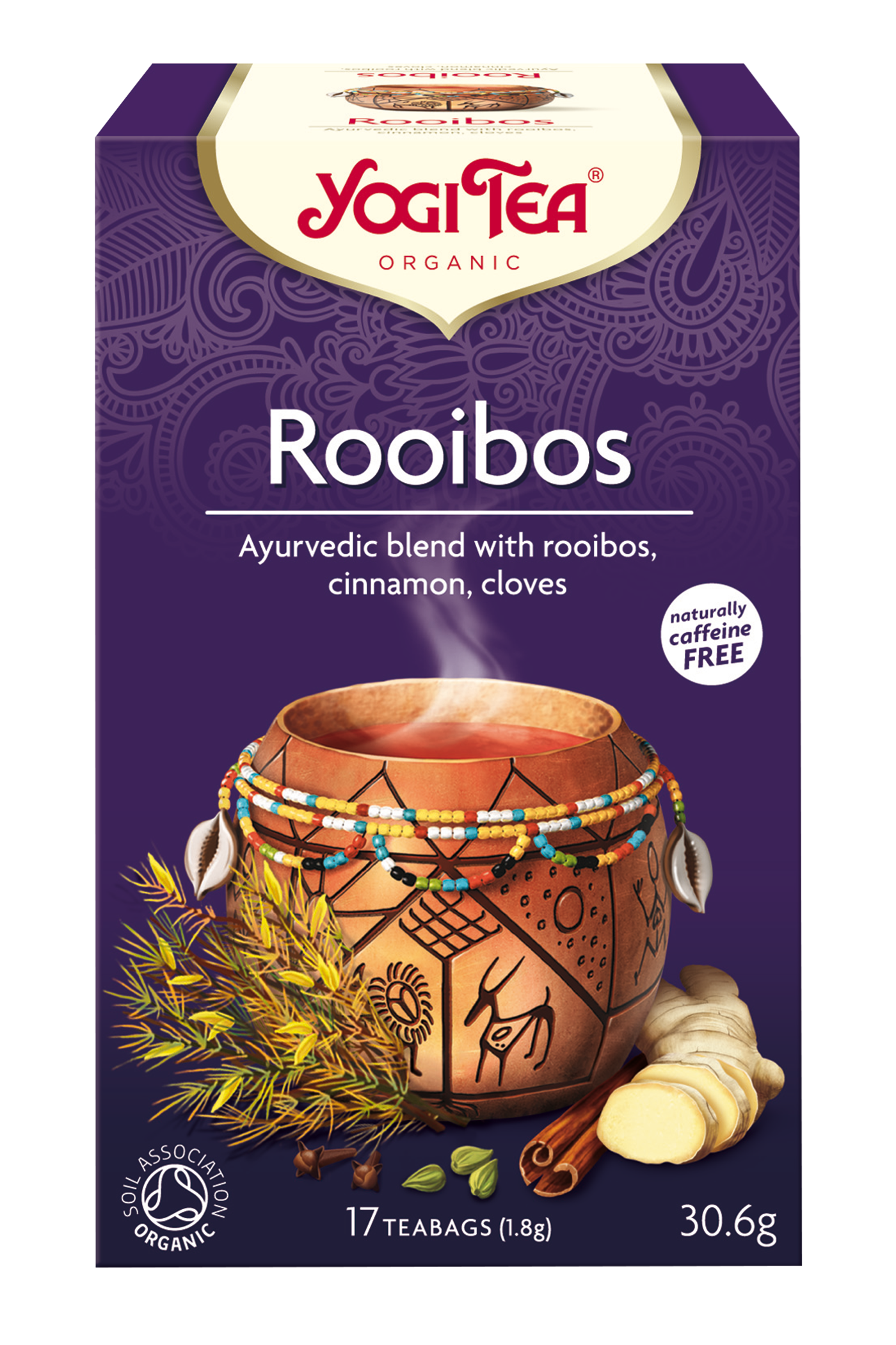 Rooibos flower clipart clip black and white download Ingredients - YOGI TEA® clip black and white download