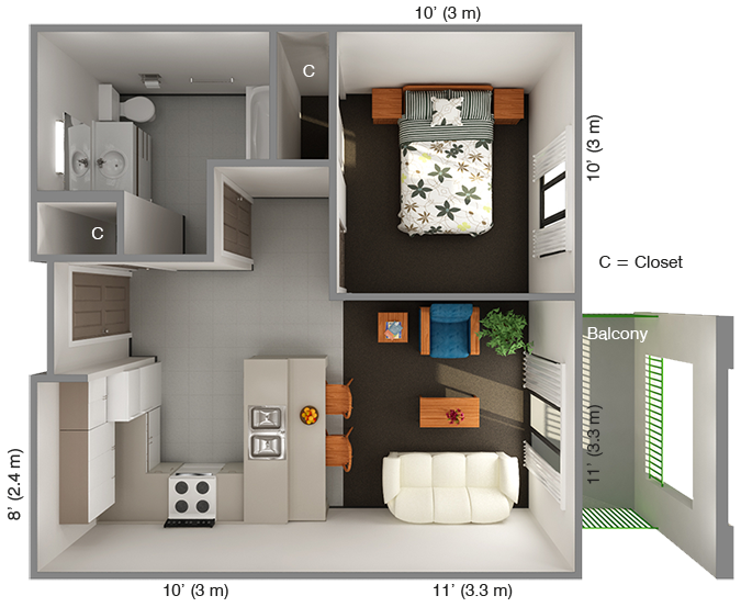 Room house clipart picture royalty free library One Room House Designs Apartment Plans 6499 | Decorating Ideas picture royalty free library