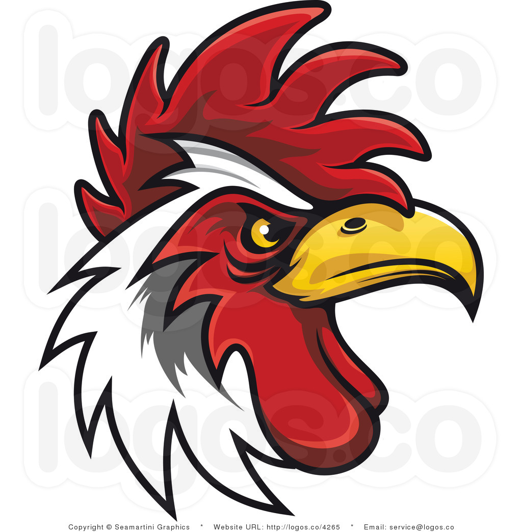 Rooster head clipart clipart free stock Rooster Clipart | Free download best Rooster Clipart on ... clipart free stock