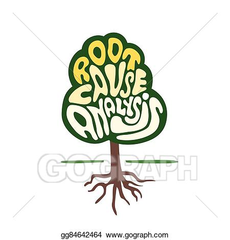 Root cause clipart clipart freeuse EPS Vector - Root cause analysis tree vector. Stock Clipart ... clipart freeuse