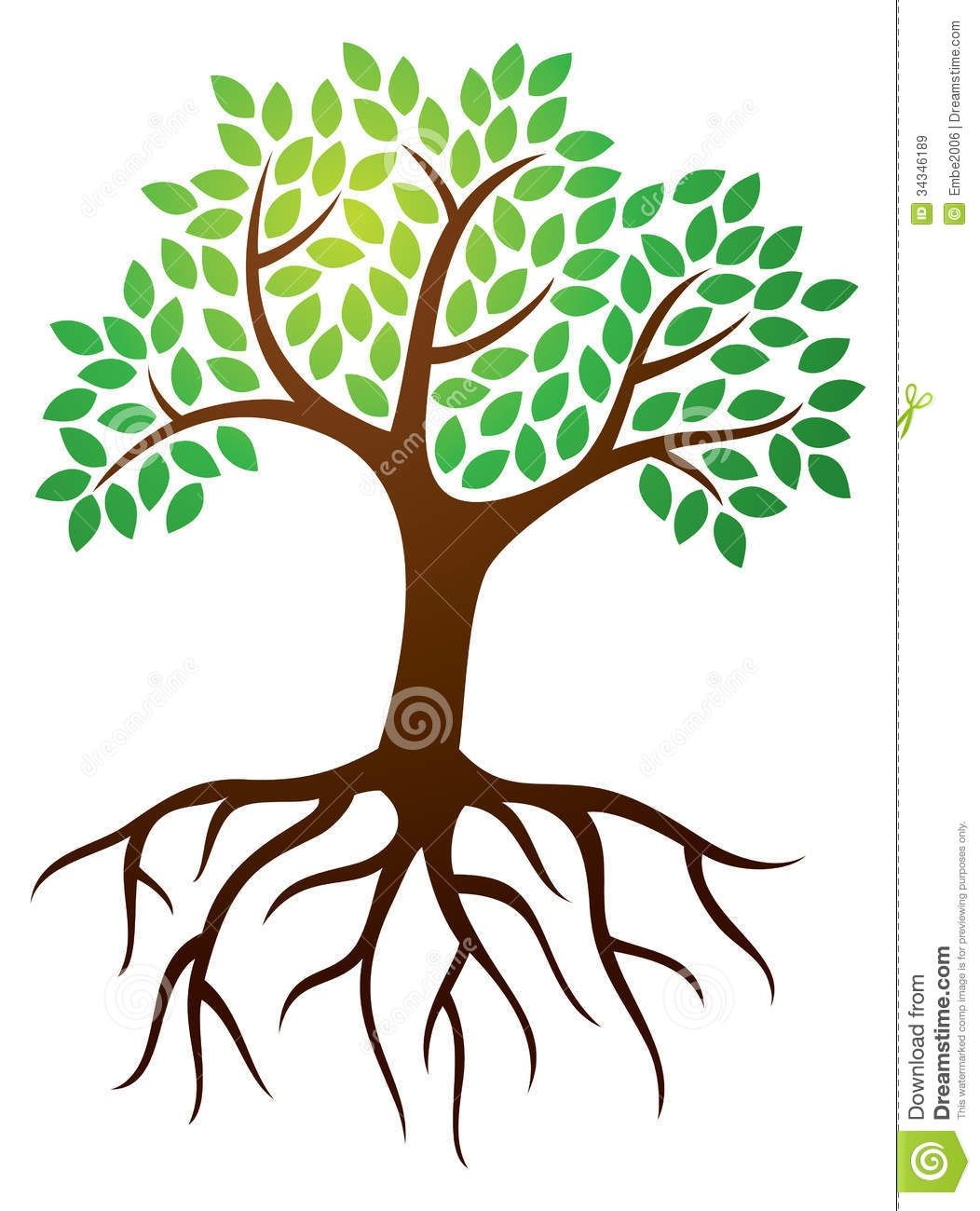 Root clipart transparent Clipart Of Trees With Roots - clipartsgram.com | Tree logos ... transparent