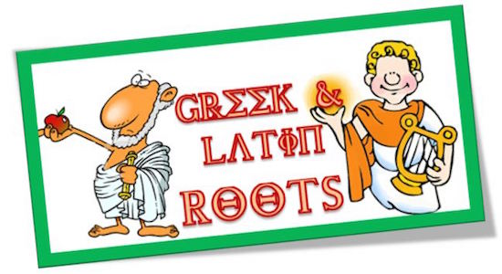 Rootwords clipart clip art black and white stock Word Study: How to Rock Greek and Latin Roots clip art black and white stock
