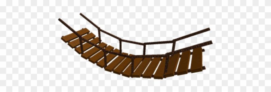 Rope bridge clipart png download Rope Bridge Clipart Fantasy - Wood - Png Download (#3778516 ... png download