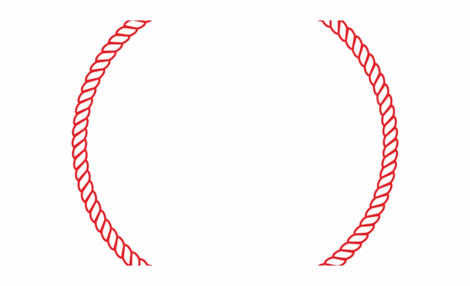 Circle of rope clipart