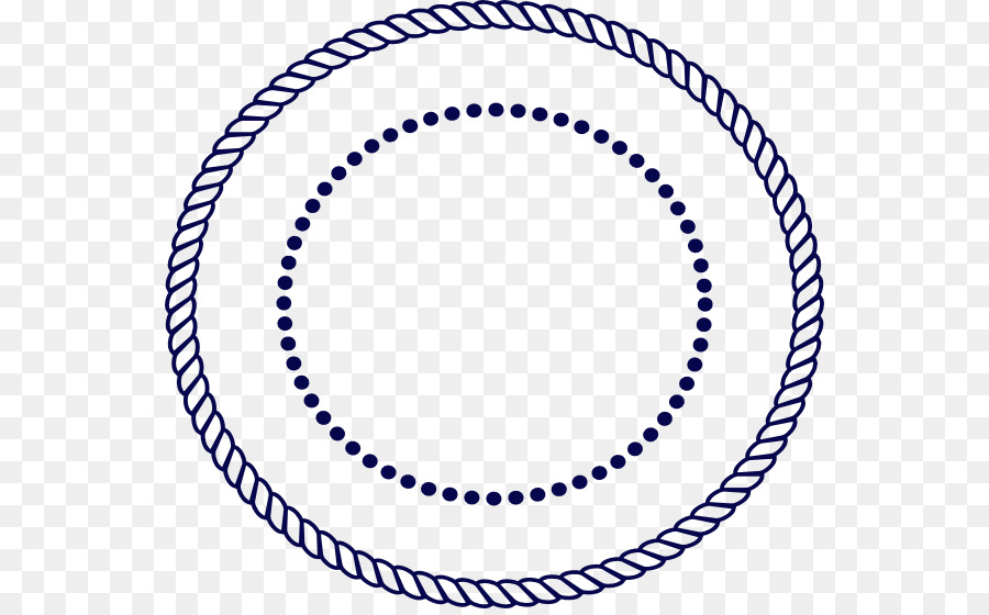 Rope circle clipart png freeuse White Circle png download - 600*554 - Free Transparent Rope ... png freeuse