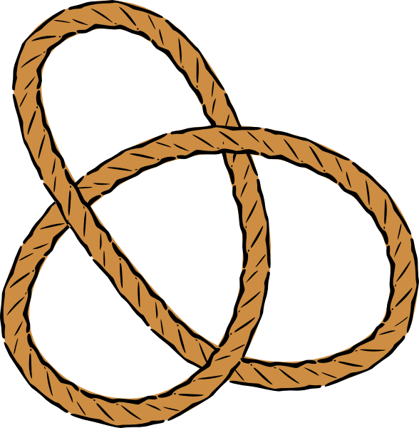 Rope cross clipart stock Knot Clipart at GetDrawings.com   Free for personal use Knot Clipart ... stock