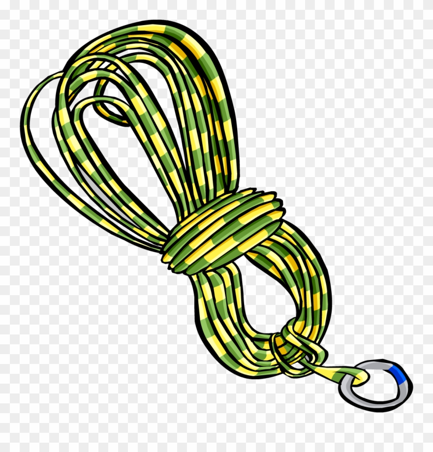 Ropes clipart vector freeuse library Lasso Clipart Navy Rope - Rock Climbing Rope Clipart - Png ... vector freeuse library