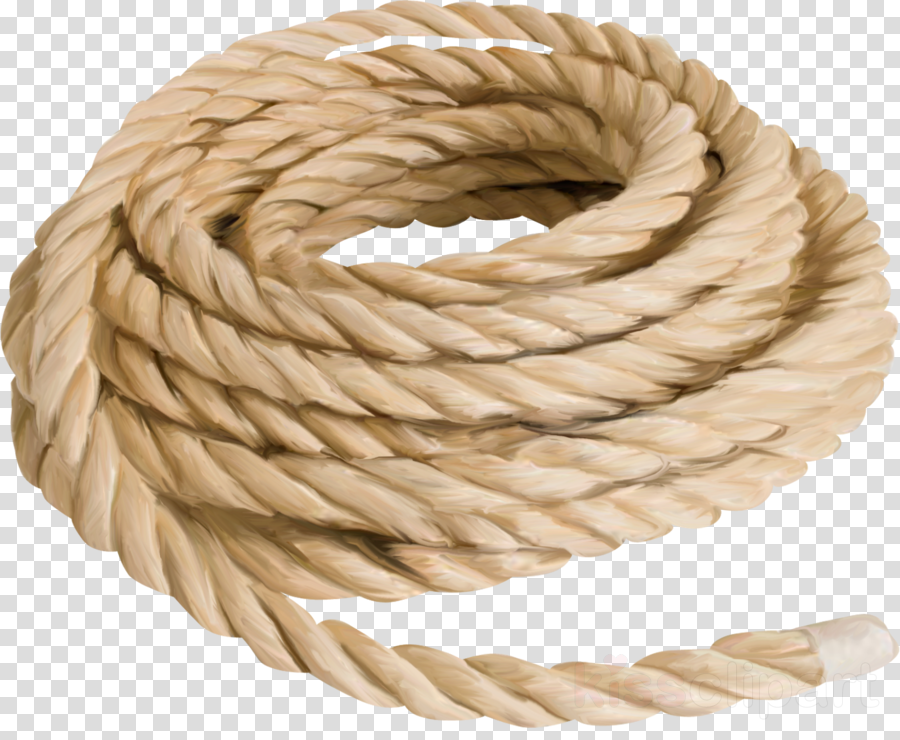 Rope images clipart graphic black and white Rope Cartoon clipart - Rope, transparent clip art graphic black and white