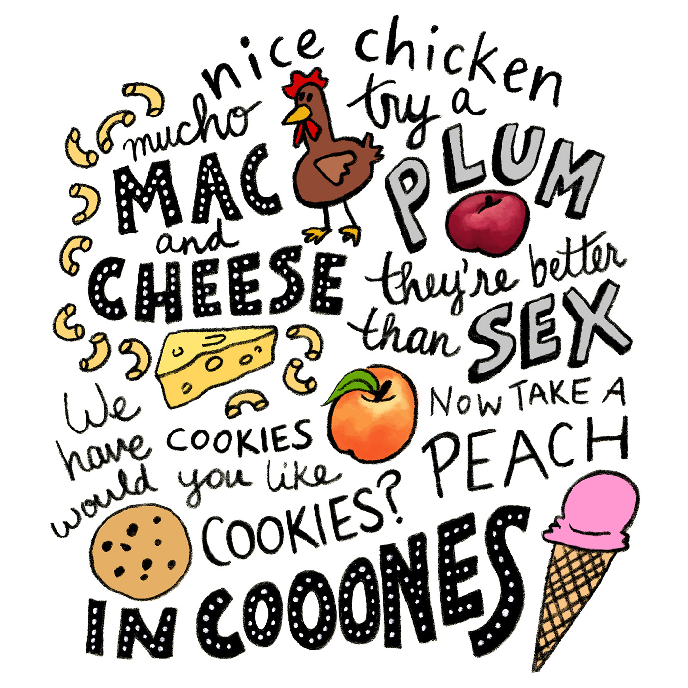 Rory gilmore clipart