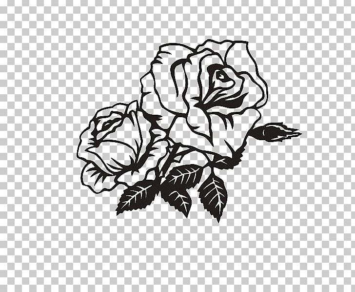 Rose clipart png black and white svg freeuse download Rose PNG, Clipart, Angle, Art, Background Black, Black ... svg freeuse download