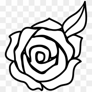 Rose clipart simple jpg freeuse Rose Drawing Png - Red Roses Simple Drawing, Transparent Png ... jpg freeuse