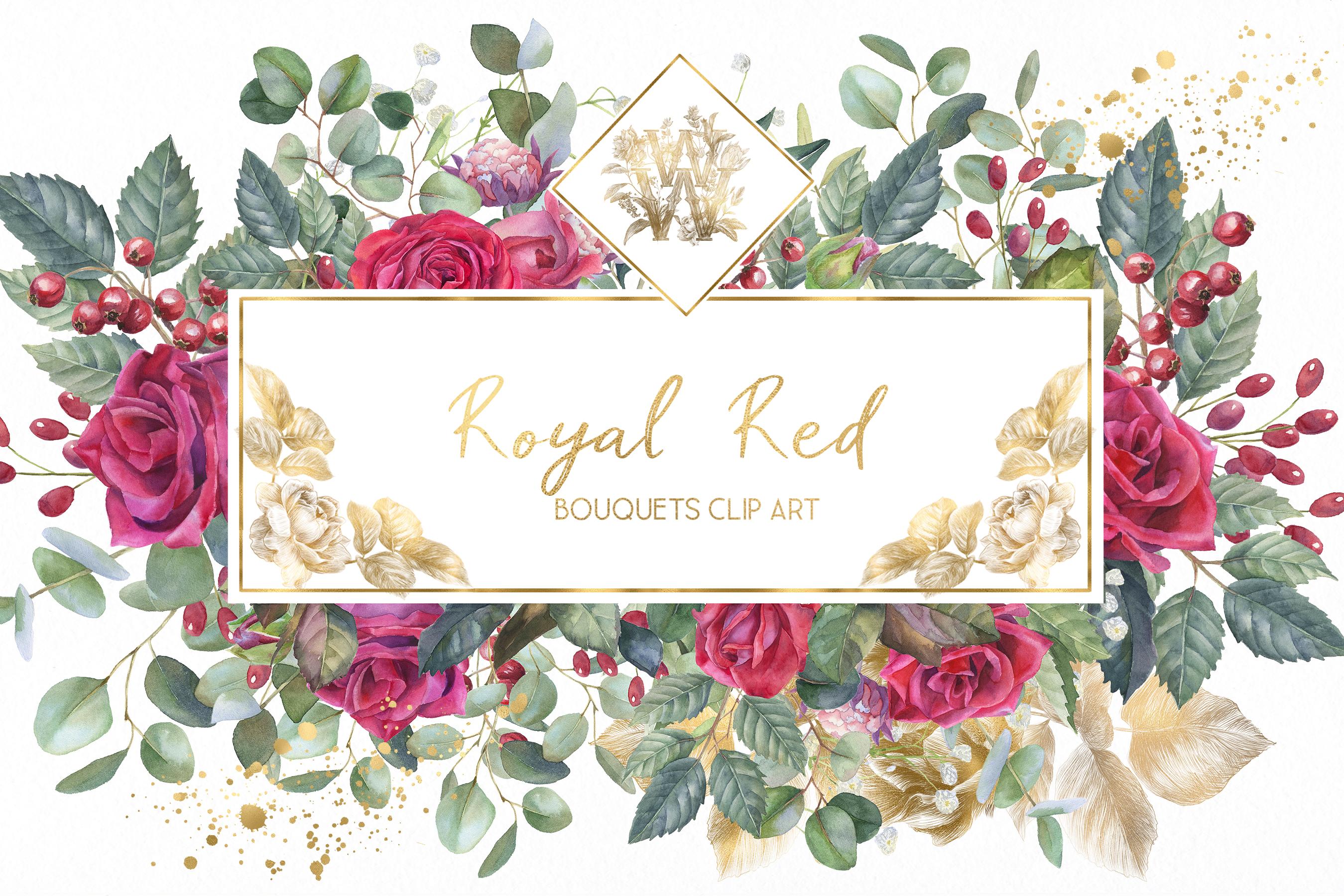 Rose floral border clipart svg transparent stock Marsala red rose floral border clip art, wedding Watercolor svg transparent stock