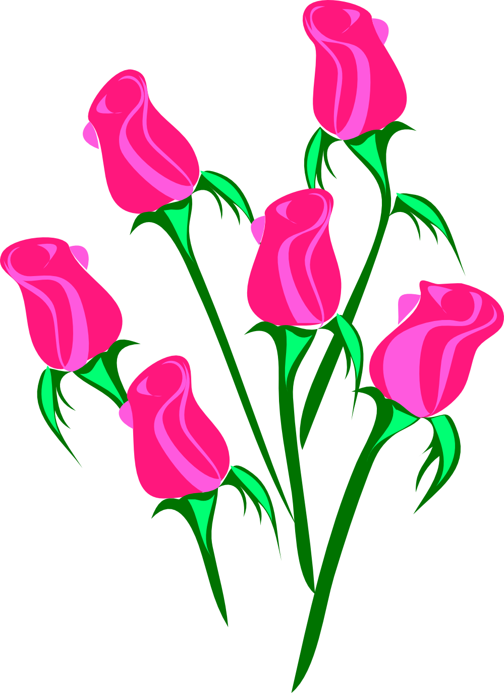 Rose flower clipart png jpg royalty free stock Flower Rose.png - ClipArt Best jpg royalty free stock