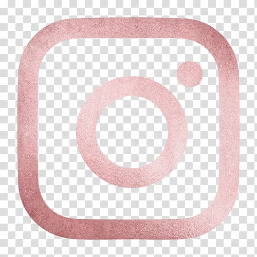 Rose gold social media icons clipart banner royalty free Instagram logo, Instagram Computer Icons Light Gold, rose ... banner royalty free