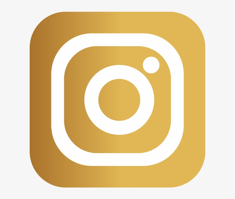 Rose gold social media icons clipart picture transparent download Instagram Gold Social Media Icons, Social Icons - Social ... picture transparent download