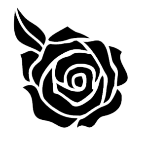 Rose losing petals clipart black and white picture stock 999+ Flower Clipart Black And White [Free Download] - Cloud ... picture stock