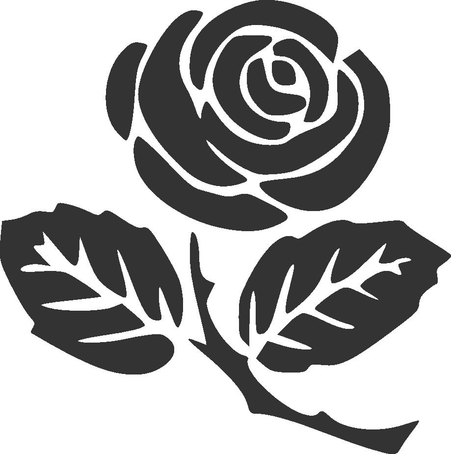 Rose silhouette clipart clip art stock 1000+ images about rose silhouette on Pinterest | Silhouette ... clip art stock