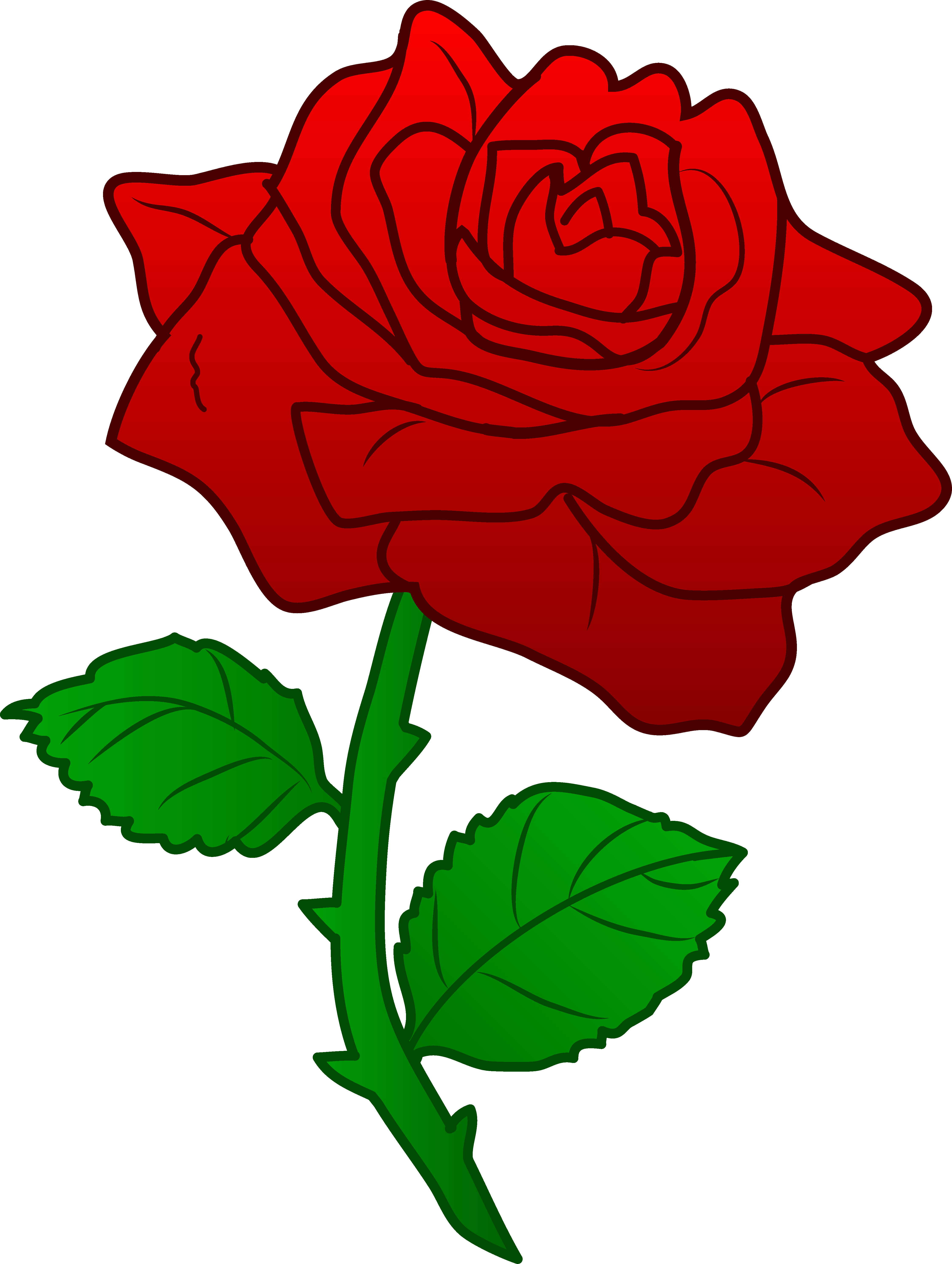 Roses cliparts clipart royalty free Roses Clip Art & Roses Clip Art Clip Art Images - ClipartALL.com clipart royalty free