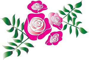 Roses cliparts svg freeuse download Roses cliparts - ClipartFest svg freeuse download