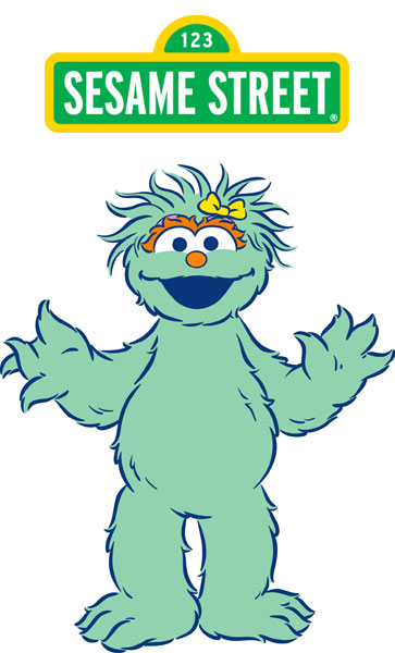 Rosita clipart graphic transparent library Rosita - Rosita (Sesame Street) Photo (39915611) - Fanpop graphic transparent library