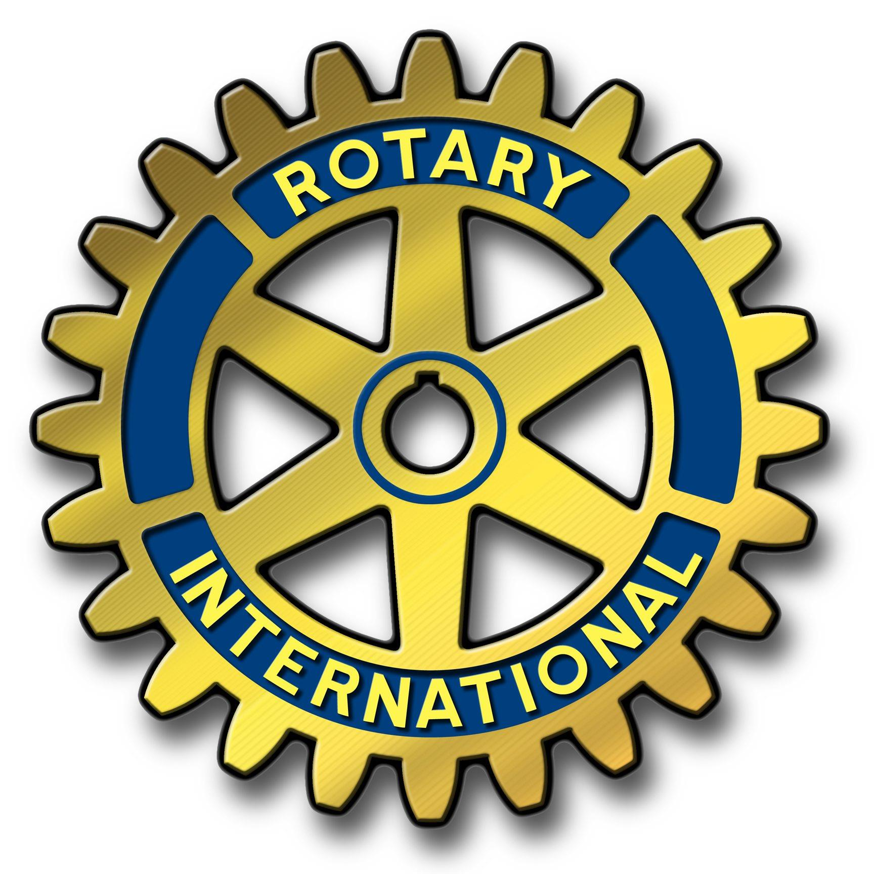 Rotary clipart png black and white download Rotary clipart 2 » Clipart Station png black and white download