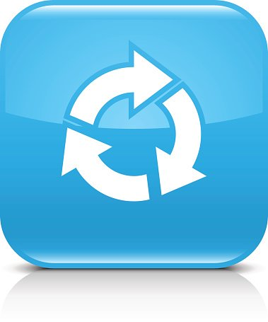 Rotation clipart clipart transparent Blue Arrow Repeat, Reload, Refresh, Rotation Sign premium ... clipart transparent