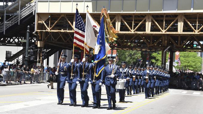 Rotc color guard clipart clip freeuse Honor Guard Home clip freeuse