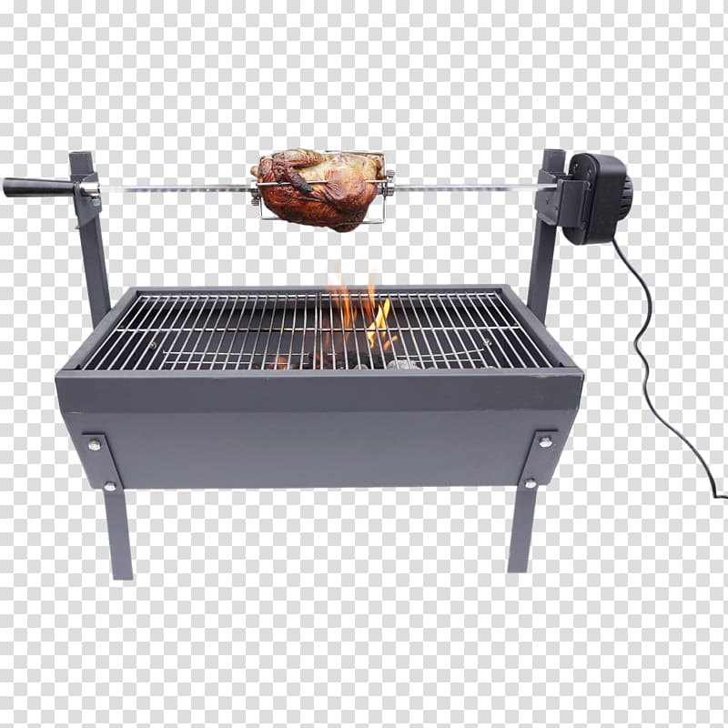Rotessire clipart png free library Barbecue chicken Rotisserie Roasting Chicken meat, grill ... png free library