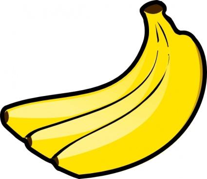Rotten banana clipart banner freeuse Rotten banana clipart - Clip Art Library banner freeuse