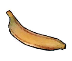 Rotten banana clipart clip art transparent stock Rotten banana clipart - Clip Art Library clip art transparent stock
