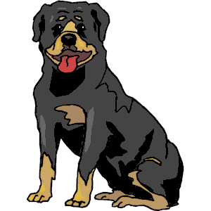 Rotweilers clipart png royalty free download Free Cliparts Rottweiler Puppy, Download Free Clip Art, Free ... png royalty free download