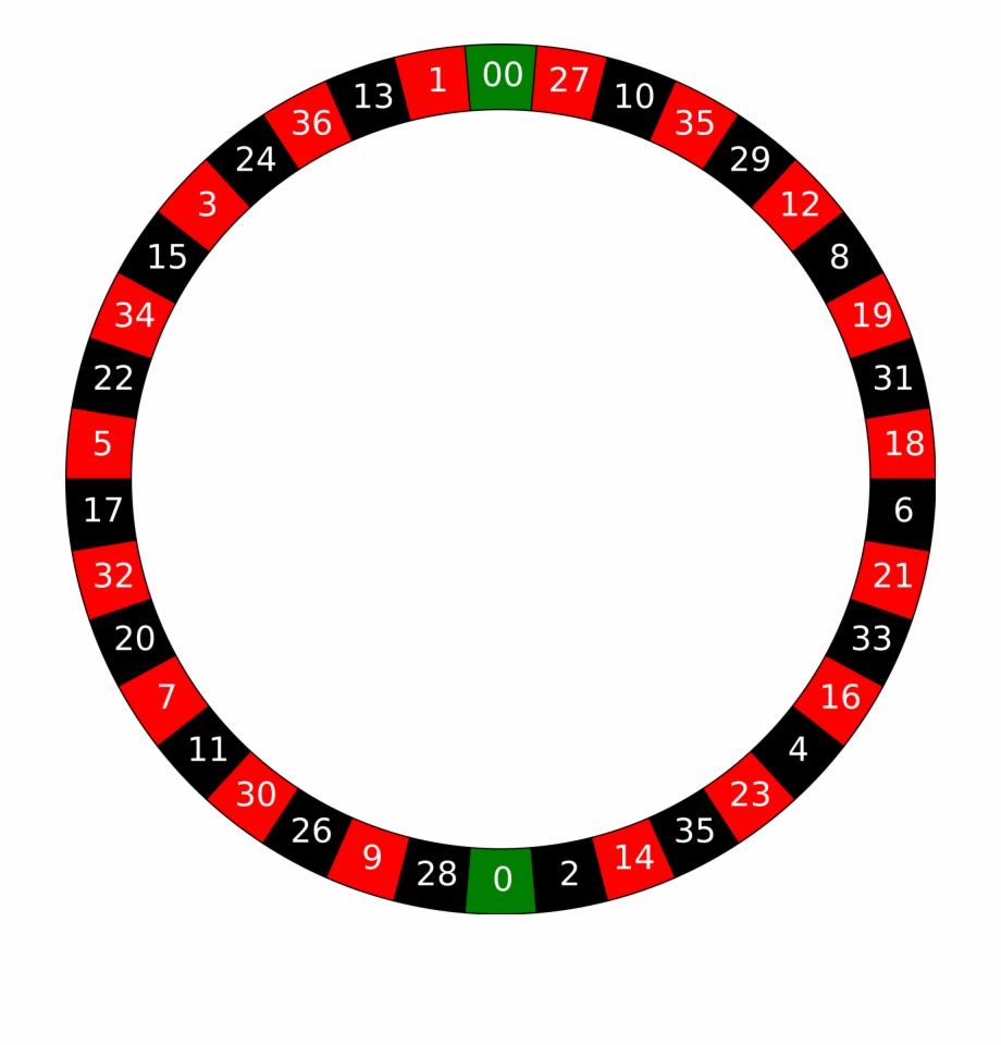 Roulette table clipart graphic freeuse download Casino Roulette Png - Roulette Wheel Layout Free PNG Images ... graphic freeuse download