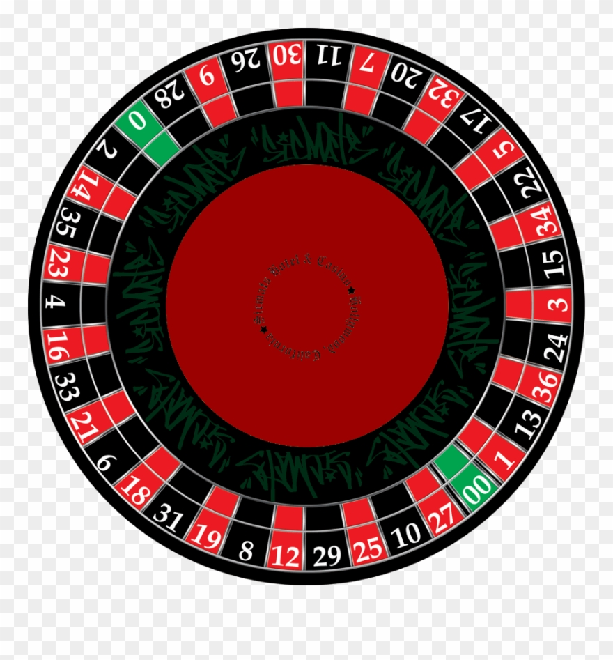 Roulette table clipart picture library download Roulette Clipart Roulette Table - European Vs French ... picture library download