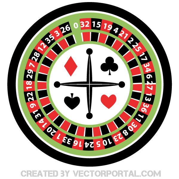 Roulette table clipart image library Casino Roulette Wheel Illustration … | Photography in 2019… image library